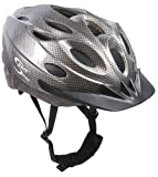 Sport DirecTM 18 Vent Mens Bicycle Helmet Graphite 58-60