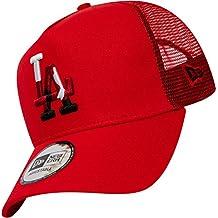 d40f7e8957273 A NEW ERA Era Camo Infill Trucker Los Angeles Dodgers Gorra
