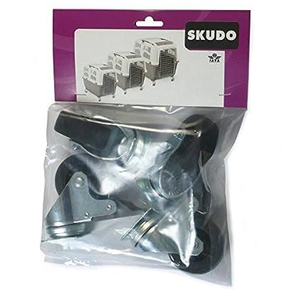 Nobby Wheels for Skudo 2