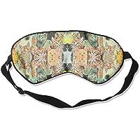 Comfortable Sleep Eyes Masks Cats Colourful Pattern Sleeping Mask For Travelling, Night Noon Nap, Mediation Or... preisvergleich bei billige-tabletten.eu