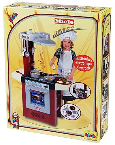 Klein miele cocina de juguete para ni os petit gourmet - Cocina miele juguete ...