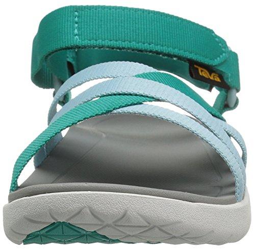 Teva Sanborn Women's Sandal De Marche - SS17 blue