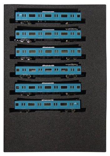 K614 2012 organis? le train de six voitures ensemble N jauge voitures de r?forme 4410 du syst?me de JR103 Hanwa (aliment?) (Japon import / Le paquet et le manuel sont ?crites en japonais)