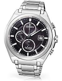 c0a7dae0549c Citizen Super Titanium CA0350-51E - Reloj cronógrafo de Cuarzo para Hombre