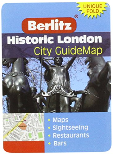 Historic London Berlitz Guidemap (UK City & Regional GuideMaps)