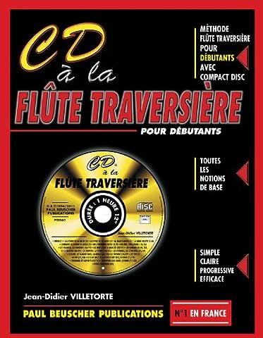 Salsa Tenues - CD à la flûte