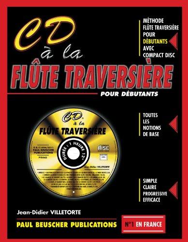 CD à la flûte traversière par J.D. Villetorte