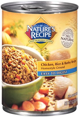 Artikelbild: AMERICAN DISTRIBUTION & MFG CO - Dog Food, Canned, Chicken Rice Barley, 13.2-oz.