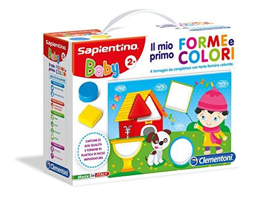 Clementoni 13295 - Sapientino Baby Il Mio Primo Forme e Colori