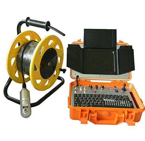 Preisvergleich Produktbild Gowe Unterwasser/Kamin Inspektionskamera mit 30m flexibles Kabel und HD DVR Control System mit eingebautem 128G SSD