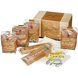 Garofalo Kennenlernbox Vollkorn Bio, Pasta, 1er Pack (1 x 3 kg)