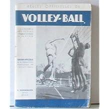 Règles officielles du volley ball