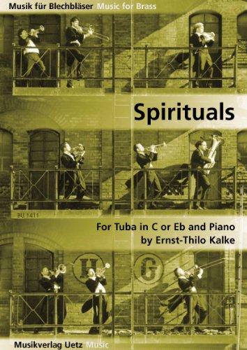 Spirituals For Tuba and Piano / für Tuba und Klavier (Musik für Blechbläser)