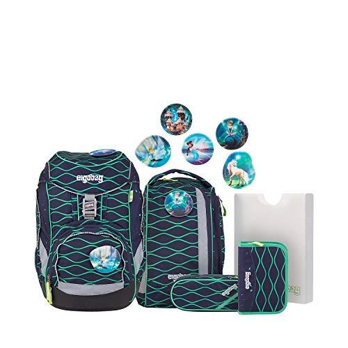 Ergobag School Backpack Set (Set of 6) Pack Materiale sintetico 20 I