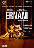Verdi, G.: Ernani [Opera] (Opéra de Monte-Carlo, 2014) (NTSC) [DVD]