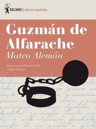 Guzmán de Alfarache por Mateo Alemán