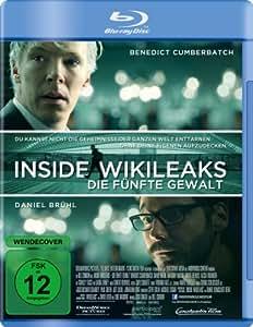Inside WikiLeaks - Die fünfte Gewalt [Blu-ray]
