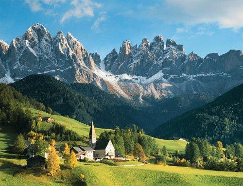 Ravensburger-16674-Italien-Dolomiten-2000-Teile-Puzzle