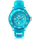 Ice-Watch - ICE aqua Scuba - Blaue Herrenuhr mit Silikonarmband - 001458 (Small)