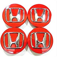 yongyong218 Gosweet - Juego de 4 tapacubos de Repuesto para Honda Accord, Odyssey, Pilot