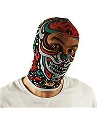 Ferocity - Pasamontañas - para Hombre Mexican Skull Talla única