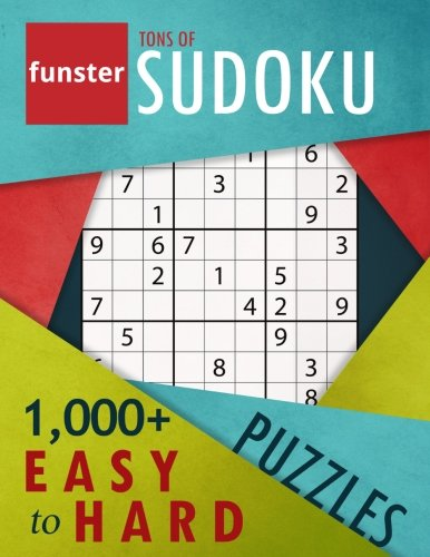 funster-tons-of-sudoku-1000-easy-to-hard-puzzles-a-bargain-bonanza-for-sudoku-lovers