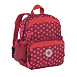 Lässig Kinderrucksack 4Kids Mini Backpack, Dottie red