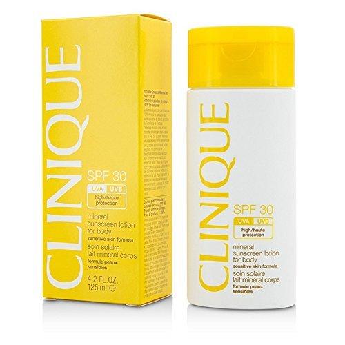 Clinique Körper Sonnenschützter - Mineral Sunscreen Lotion For Body SPF30, 1er Pack (1 x 538 Stück)