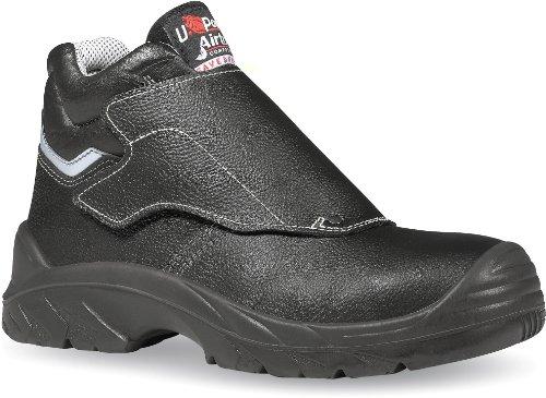 U Power Giesser-Stiefel Schweißer-Stiefel BULLS - S3 HRO SRC - SO10213 - Größe: 45
