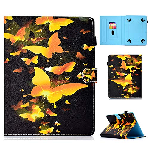 Uliking Universal-Schutzhülle für Samsung Galaxy Tablet, Apple iPad, Amazon Kindle, Google Nexus und mehr 16,5-26,7 cm (6,5-10,5 Zoll) Tablet - 8 Case Tablet Zoll-rca