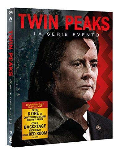 Twin Peaks: Stagione 3 (8 Blu-Ray) [Italia] [Blu-ray]