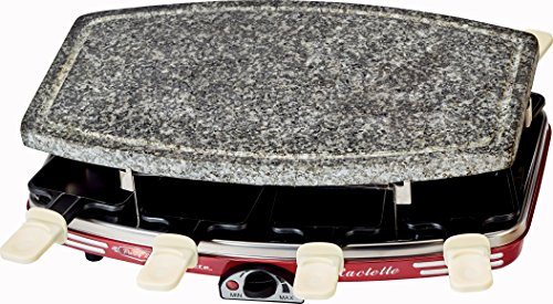 Ariete 794 Raclette con Pietra Refrattaria Party Time