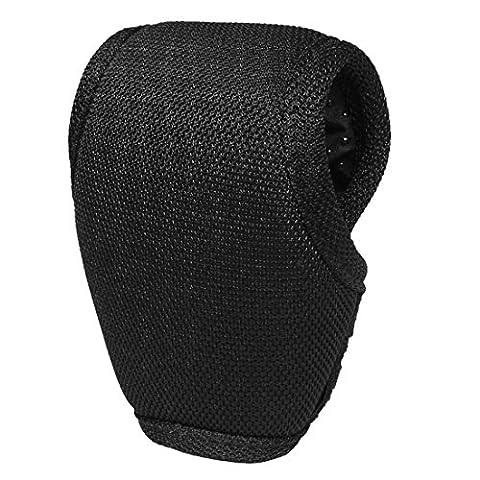 car Gear position sets - TOOGOO(R) Foam Padded Truck Car Gear Shift Knob Shifter Cover Sleeve Pad Case Black