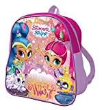 Astro, ast6483, Rucksack GUARDERIA Shimmer and Shine 24 X 24 X 8 cms