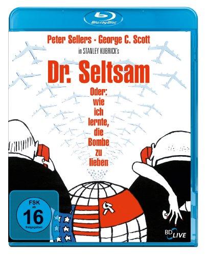 Bild von Dr. Seltsam oder wie ich lernte, die Bombe zu lieben [Blu-ray]