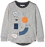 Noppies Jungen Sweatshirt B Sweater ls Thomas, Mehrfarbig (Smoke C021), 104