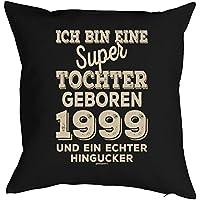 Mega-Shirt zum 41 Geburtstag für 41-jähirge Dekokissen Geburtstag Geschenkidee Polster Kissen mit Füllung Goldstück seit 1978 Polster zum 41