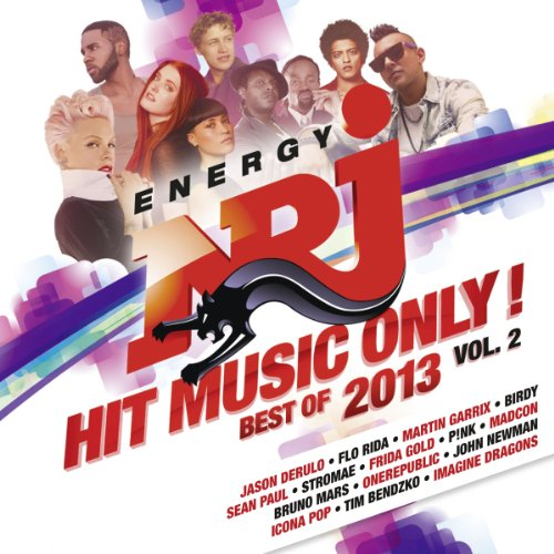 Energy - Hit Music Only ! - Best Of 2013 Vol. 2 [Explicit]