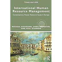 International Human Resource Management: Contemporary HR Issues in Europe