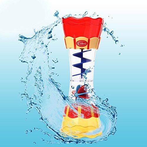 PriMI niedlicher Zauberstab aus Kunststoff für Babys, Spielzeug für die Badewanne oder zum Schwimmen (zufällige Farbe) - 1 Stück