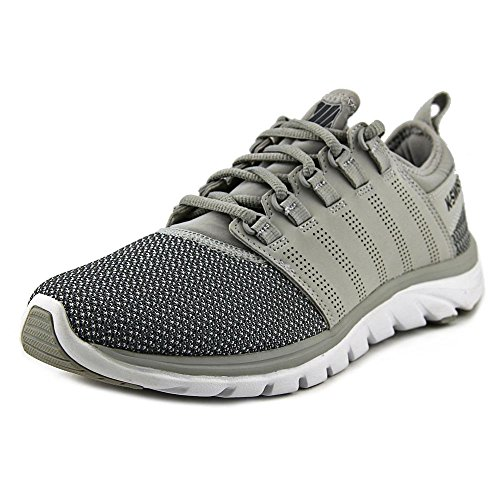 K-Swiss Ace Trainer CMF Textile Laufschuh Gull Gray/Pewter/White