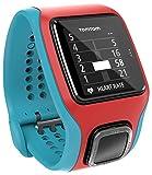 TomTom Runner Cardio GPS-Sportuhr türkis/rot - 2