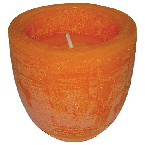 laroom 11490 – Voile Orange Petit Bol, Couleur Orange