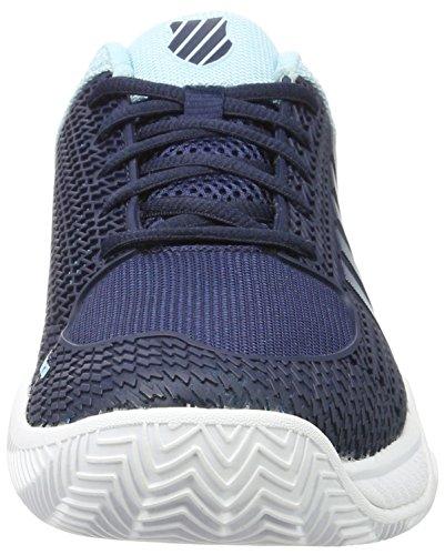 swiss De Brillo Tenis iris Azul Negro Chaussures K Rendimiento Expresa Homme De Blanco Hb La Multicolore Luz dqwgtxHRZ
