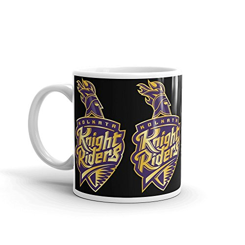Grabdeal Kolkata Knight Riders Mugs For Cricket Fan– Most selling Indian Premier League Mugs -AIA:728