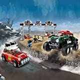 LEGO Speed Champions - Mini Cooper S Rally 1967 et Mini John Cooper Works Buggy 2018 - 75894 - Jeu de construction