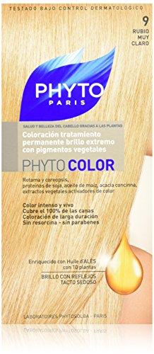 Phyto Linea Phyto Color Colorazione Permanente 9 Biondo Chiarissimo