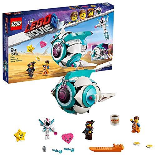 THE LEGO MOVIE 2 70830 Sweet Mischmaschs Systar Raumschiff - Movie Die Lego Lego