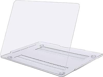 Ultra Slim Coque Rigide Compatible avec MacBook Pro 16 Pouces avec//sans Touch Bar/&Touch ID Coque Compatible avec MacBook Pro 16 Pouces 2019 Transparent Gel
