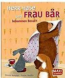 Maxi Herr Hase und Frau B�r bekommen Besuch (UH365)